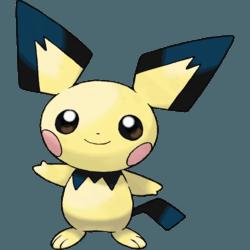 Pichu Pokemon Go
