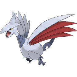 Pokemon Go Skarmory