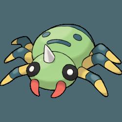 Pokemon Go Spinarak