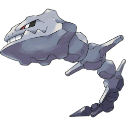 Pokemon Go Steelix
