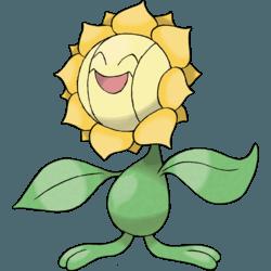 Sunflora Pokemon Go
