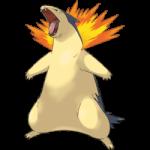 Typhlosion Pokemon Go