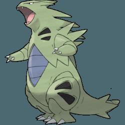 Pokemon Go Tyranitar