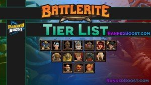 Battlerite Tier List