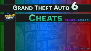 GTA 6 Cheats