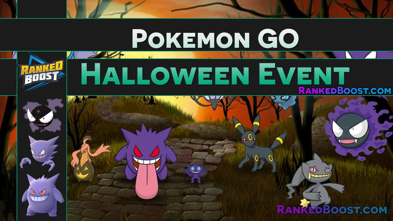 Halloween Eventi 2019.Pokemon Go Halloween Event 2018 Guide What You Need To Know