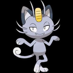 Alolan Meowth Pokemon Sun and Moon