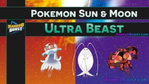Pokemon Sun & Moon Ultra Beast