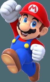 Super Mario Run Characters