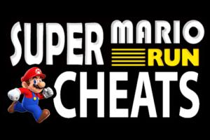 Super Mario Run Cheats