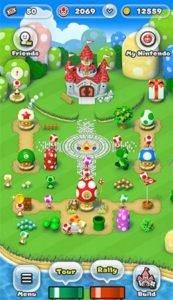 Super Mario Run Kingdom Builder