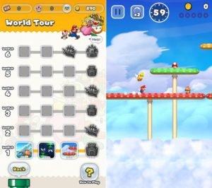 Super Mario Run World Tour