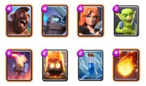 Clash Royale Decks