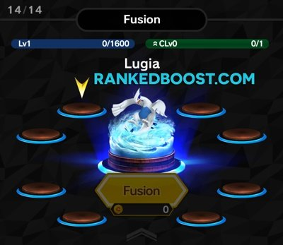 Fusion Leveling In Pokemon Duel