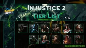Injustice 2 Tier List | Best Characters
