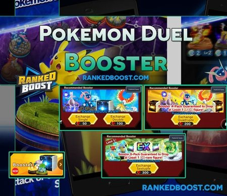 Pokemon-Duel-Booster