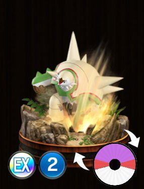 Pokemon Duel Chesnaught