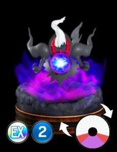 Pokemon Duel Darkrai