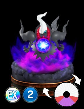 Pokemon Duel Darkrai