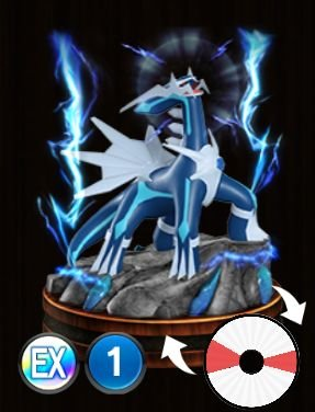 Pokemon Duel Dialga