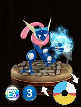 Pokemon Duel Greninja