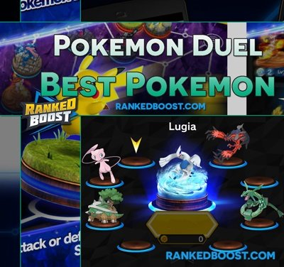 Pokemon-Duel-In-Best-Pokemon