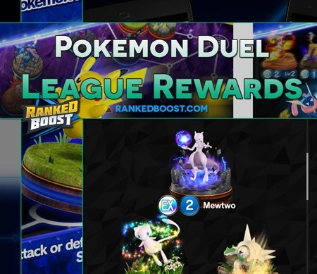 Pokemon-Duel-League-Rewards