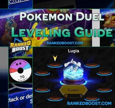 Pokemon-Duel-Level-Up