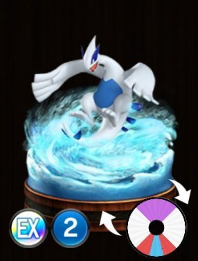 Pokemon Duel Lugia