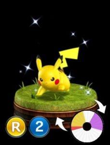 Pokemon Duel Pikachu