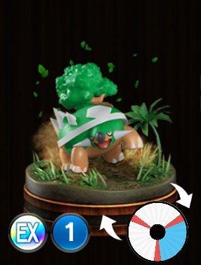 Pokemon Duel Torterra