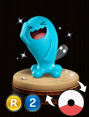 Pokemon Duel Wobbuffet