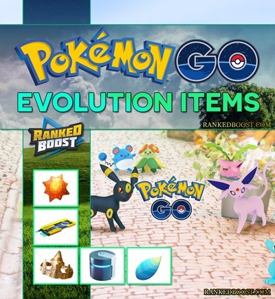 aa1173cde7 Pokemon GO Evolution Items List | Generation 3 Evolution Items