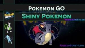 Pokemon GO Shiny Pokemon