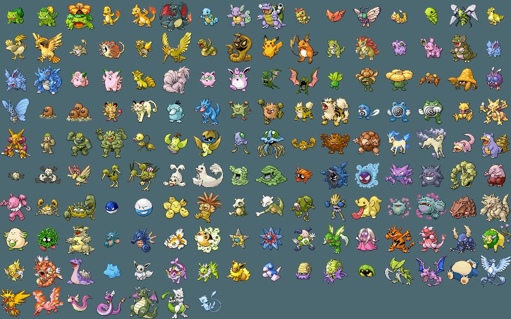 Pokemon GO Shiny Pokemon List