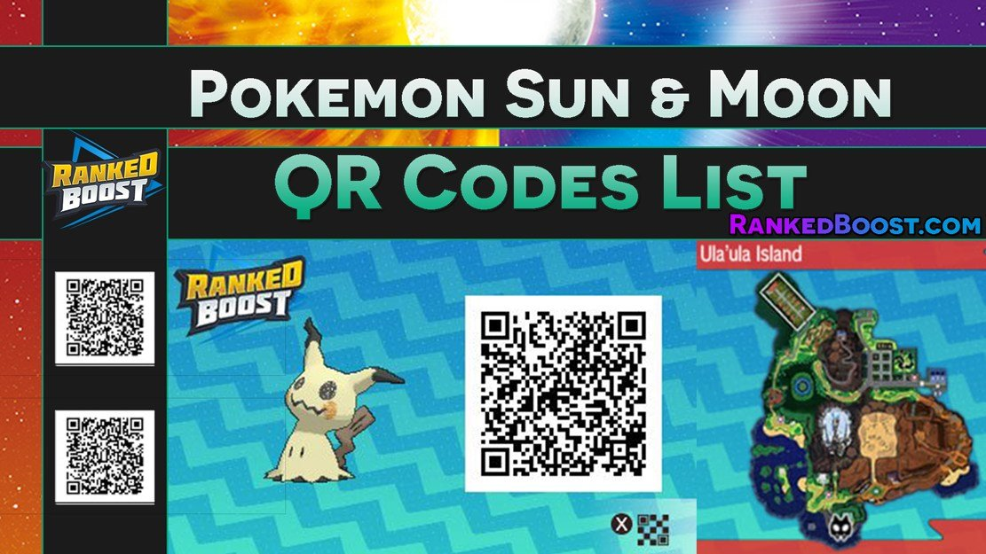 qr codes for free pokemon sun and moon