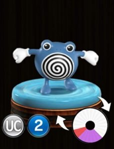 Pokemon Duel Poliwhirl