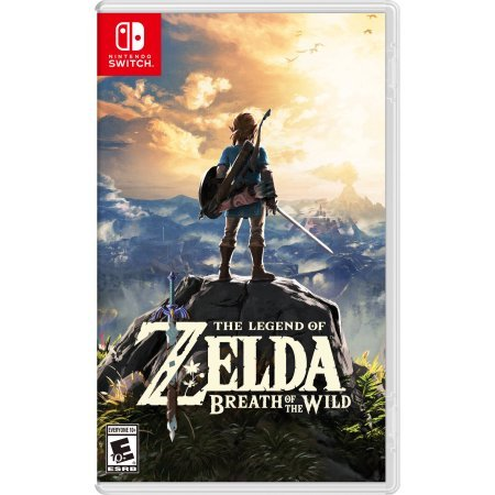 The Legend of Zelda Breath of the Wild Release Date