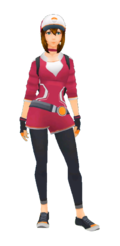 Trainer_customization Female