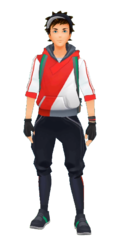 Trainer_customization Male
