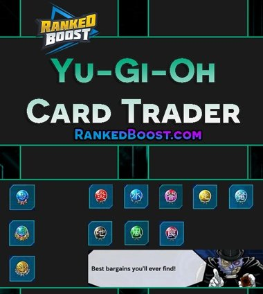 Yu Gi Oh Duel Links Card Trader | List of Tradable Cards