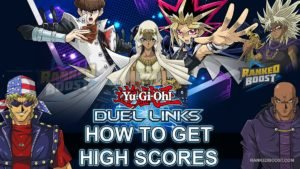 YuGiOh Duel Links How To Get High Scores