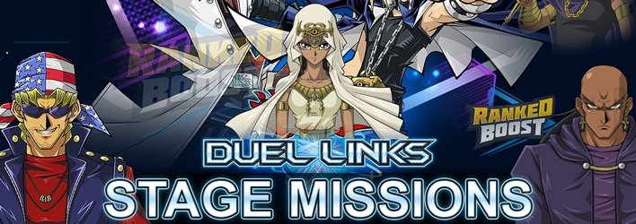 YuGiOh-Duel-Links-Stage-Missions