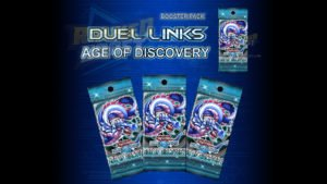 Yugioh Duel Links Age of Discovery Card List