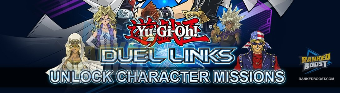 Yu gi oh duel links character-unlock-missions