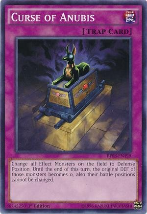 curse of anubis trap card