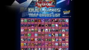 Yu Gi Oh Duel Links Trap Card List
