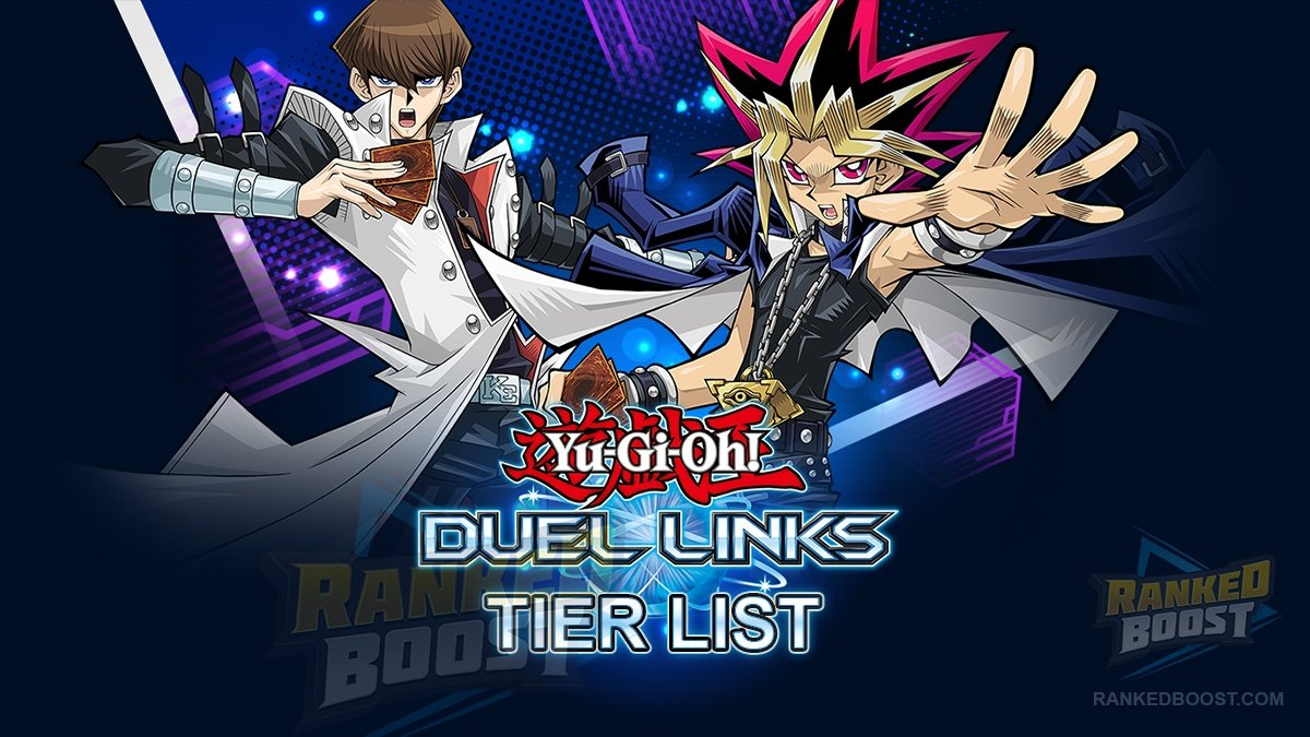 Yu Gi Oh Duel Links Tier List - Best Decks & Cards - RankedBoost