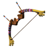 Breath of the Wild Bow Weapon