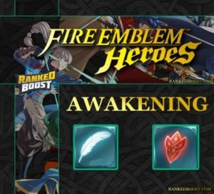 Fire Emblem Heroes Awakening